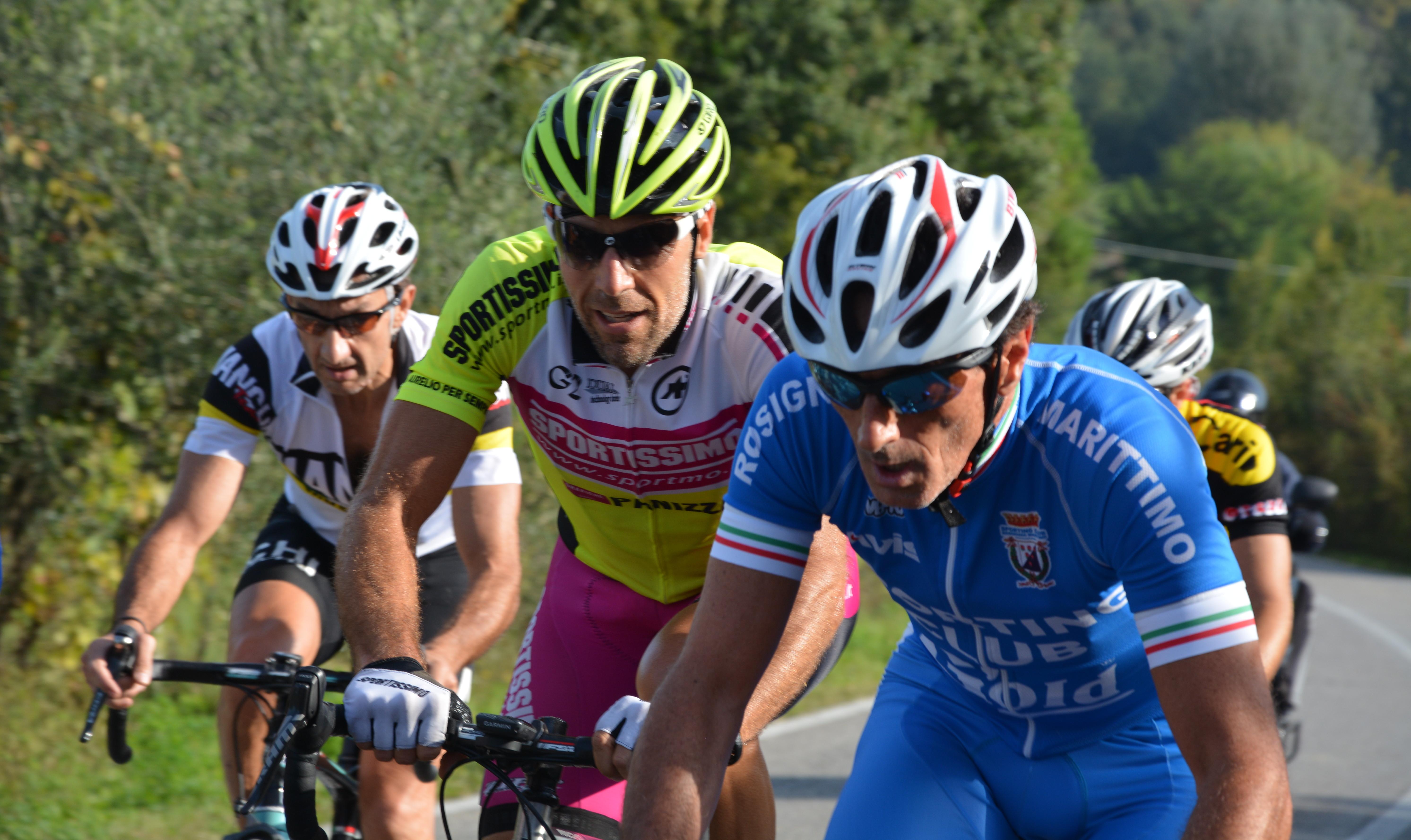 San Patrignano – la gara in linea