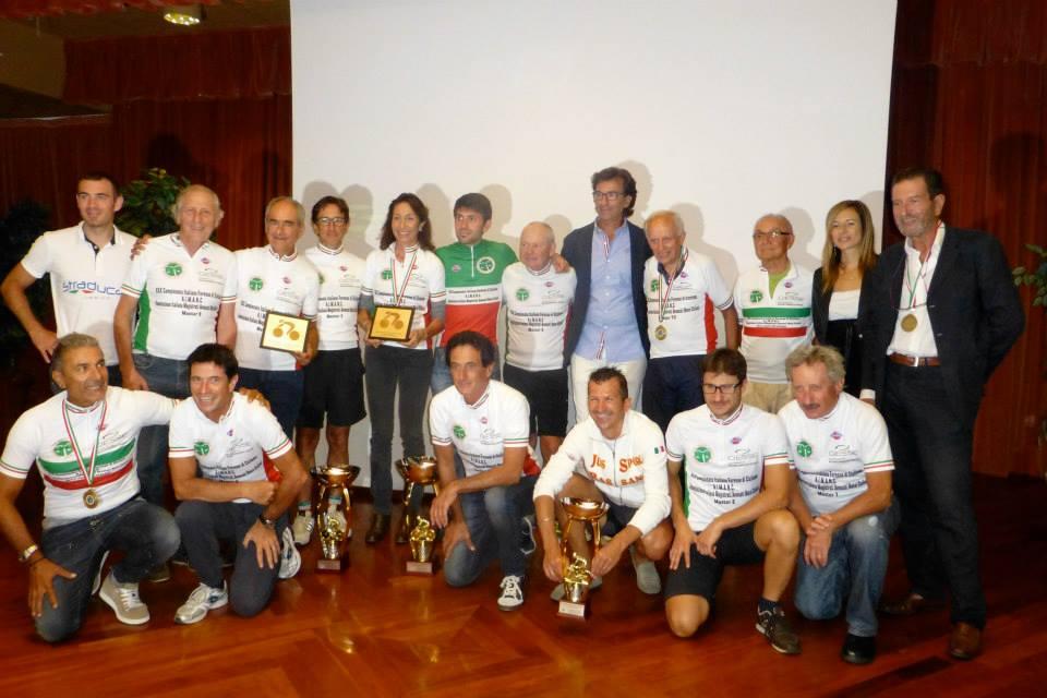 XXX CAMPIONATO ITALIANO CICLISMO FORENSE San Patrignano 20 – 21 Settembre 2014