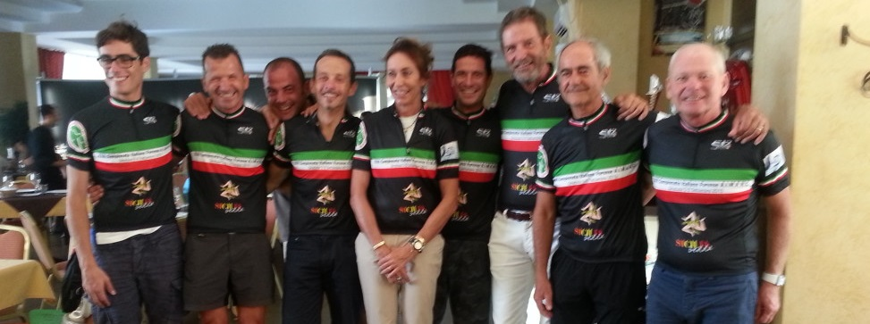 I CAMPIONI AIMANC 2015 ASSOLUTI DI CATEGORIA