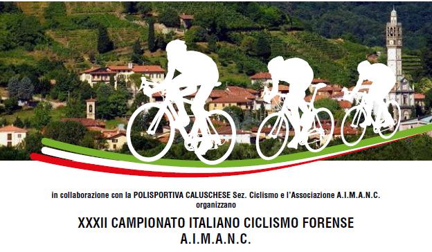 CAMPIONATO ITALIANO FORENSE CRONOMETROGARA IN LINEA AIMANC – CARVICO (BERGAMO) – 9-10-11.9.2016
