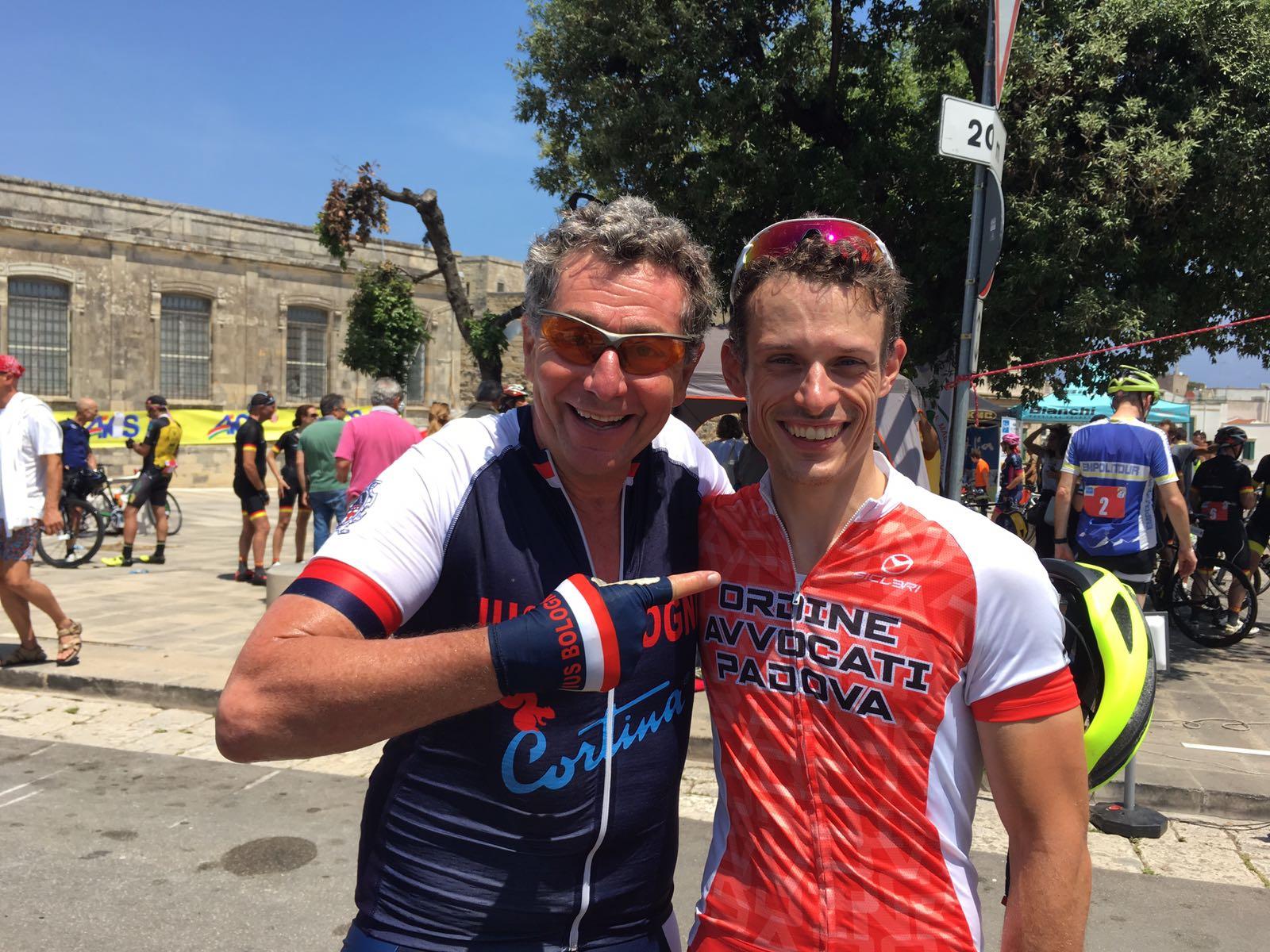 IL CAMPIONE D'ITALIA 2018 – GARA IN LINEA-  AVV STEFANO MALFATTI