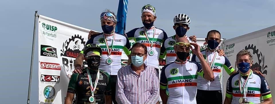 I CAMPIONI D'ITALIA AIMANC MTB 2020